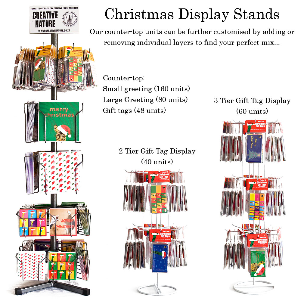 Creative Nature's Christmas Display Deals